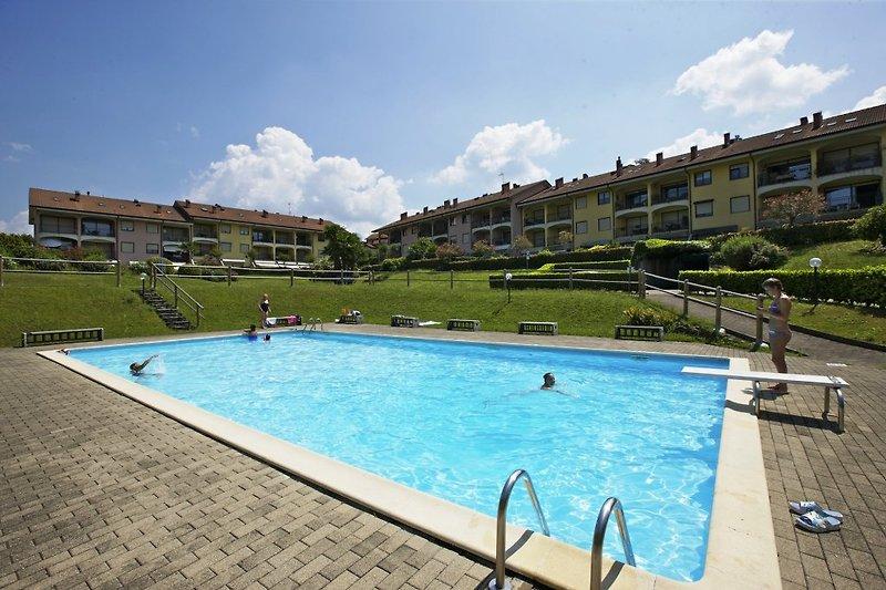 Apartamento Ferienanlage Lagobello B2 en Germignaga - imágen 2