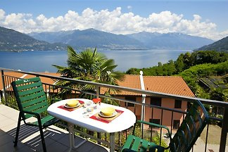 Vakantie-appartement in Pino sulla Sponda del Lago Maggiore
