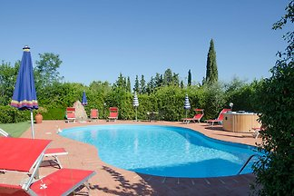 Holiday home relaxing holiday Montaione