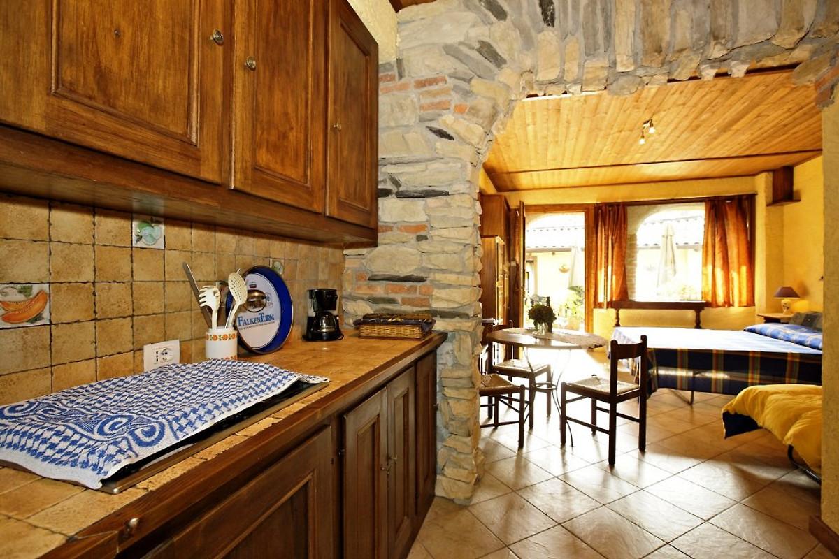 Küchenzeile Gasherd ~ la resega b ferienwohnung in rancio valcuvia mieten