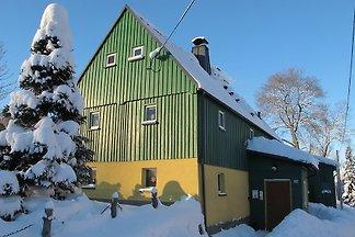 Grünes Ferienhaus Nassau Erzgebirge