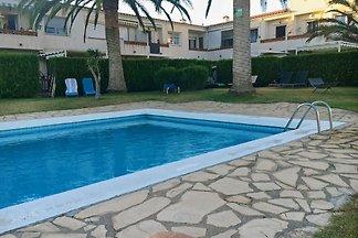 Traumwohnung m. Terasse Garten Pool