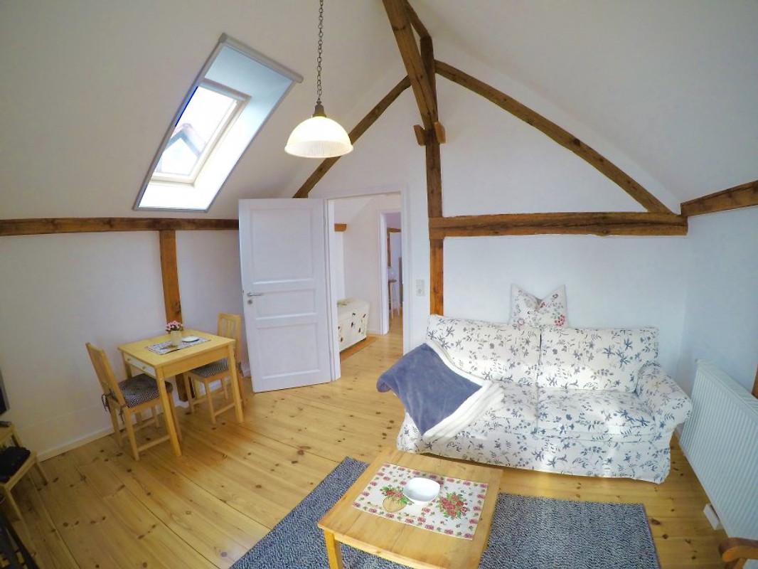 Romantisches ferienhaus am see ferienhaus in oberuckersee mieten - Romantisches wohnzimmer ...