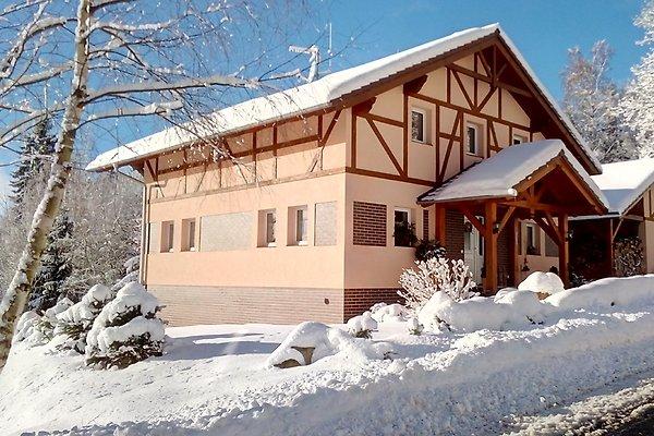 Rezidenz Gutwirtovi in Tisová im Erzgebirge - immagine 1