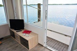 Hausboot Schweriner See