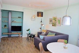 Ferienhaus Zandvoort, 2/4 personen, 1 min von Strand, 2 min von Zentrum
