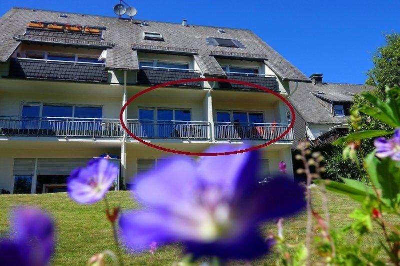 Wohnung Warstein, Küstelberg