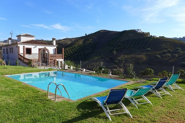 Landhaus Casa Trinidad in El Borge - Bild 1