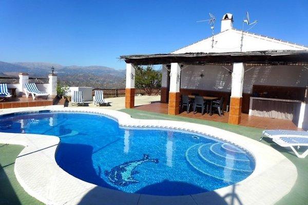 La casa de vacaciones Casa Loma Valerio en Almachar - imágen 1