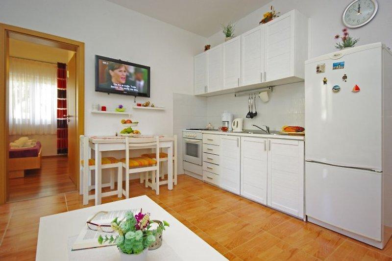 Apartment 1 Küche 01