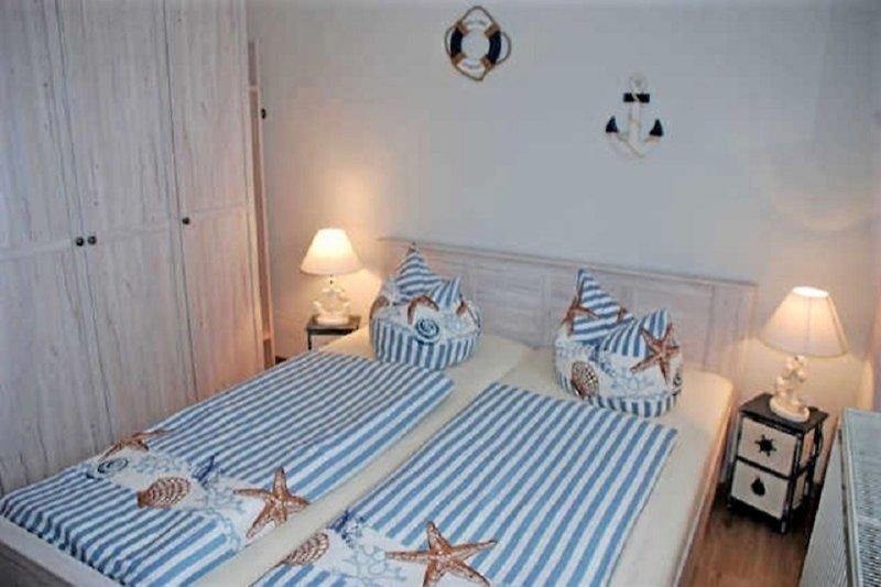 1 von 2 Schlafzimmern