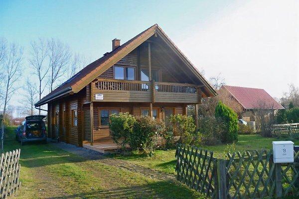 Holzblockhaus mit Kamin à Loissin - Image 1