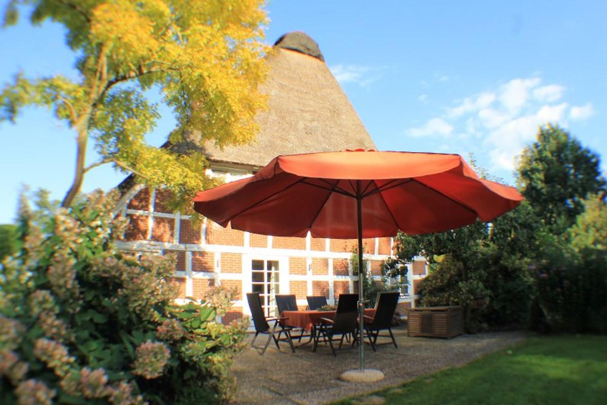 Altes land haus oste kuschelnest ferienhaus in for Kaminofen landhaus
