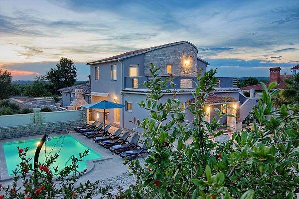 Villa Golubovo, private pool, max 8 à Fažana - Image 1