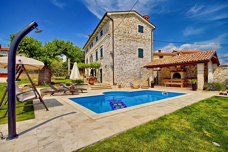Vila Parentium,private Pool,max 10 à Poreč - Image 2