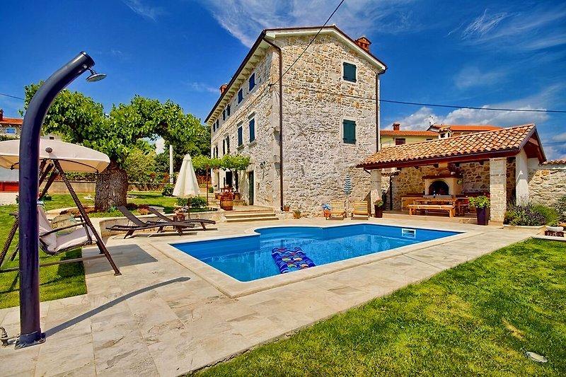 Vila Parentium,private Pool,max 10 en Poreč - imágen 2