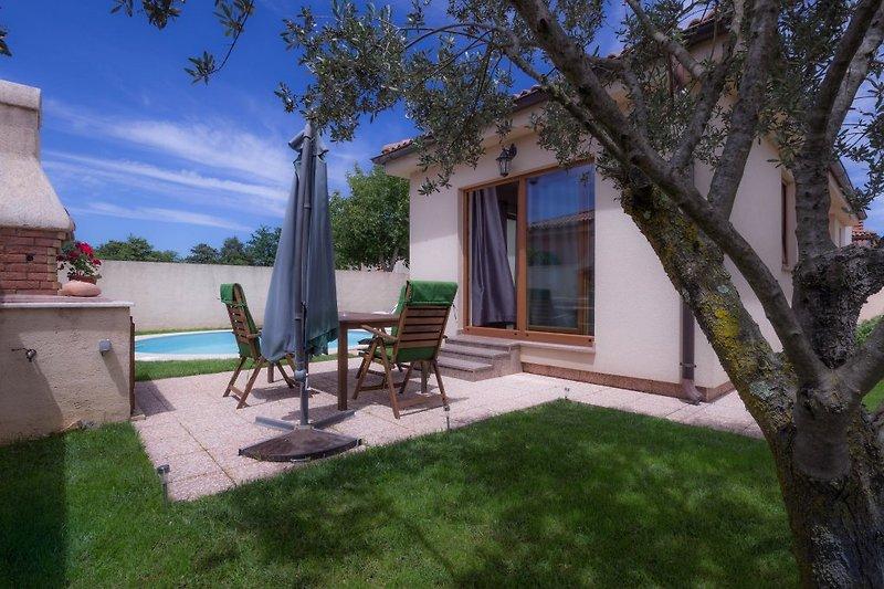 Villa Gaia mit Pool in Marčana - wiibuk.com