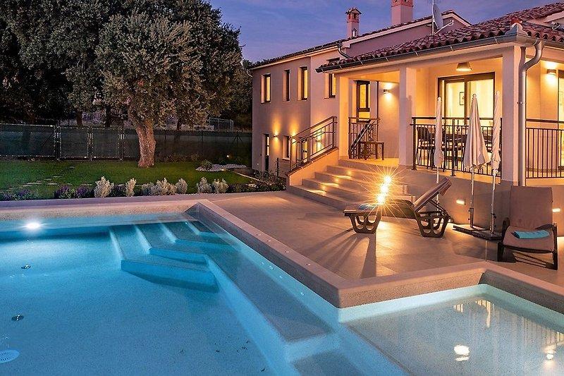 Villa Monte Uliveto mit pool - Wiibukc.om