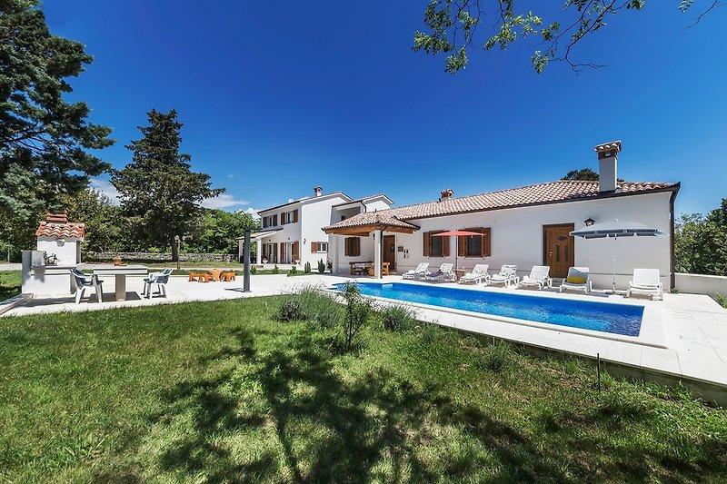 Villa Ana mir privatem Pool_Wiibuk_villas