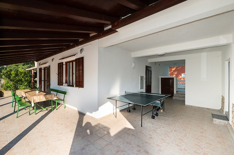 Villa Bibinje mit pool in Dalmatia - wiibuk.com