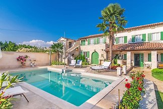 Luxury Villa Avemar,directly on Sea
