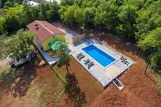 Villa Eden with private pool, max 6