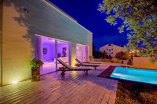 Zeer luxe villa in Rovinj, 8 personen