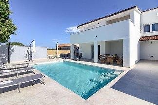 Villa Skatari II mit privatem Pool