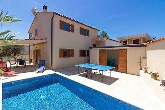 Villa Cissana mit privatem Pool