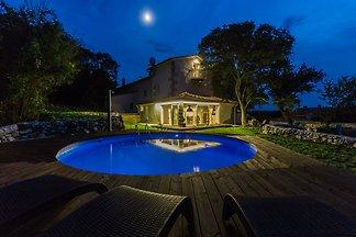 Villa Nevia in der Nähe von Rabac