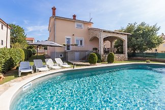 Villa Andric mit privatem Pool