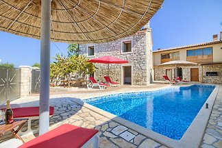 Villa Sunce mit privatem Pool