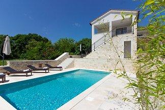 Villa Irma mit privaten Pool