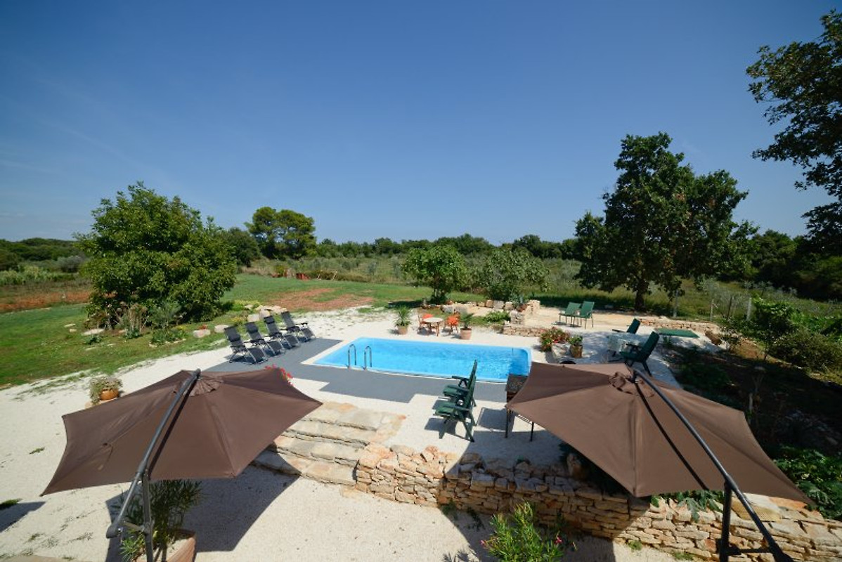 Villa Palera Private Pool 1km Beach Holiday Home In Liznjan