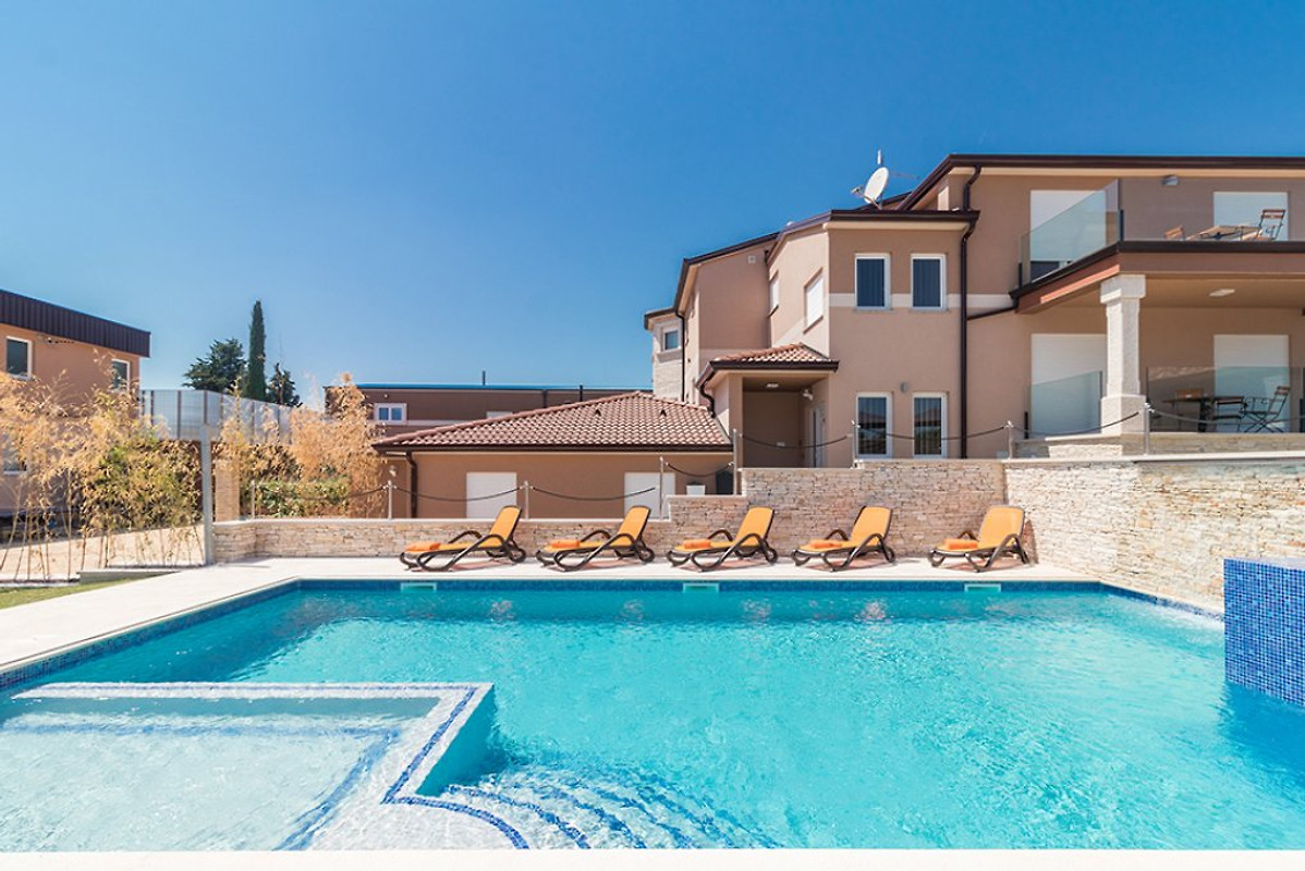 Indoor swimming pool luxus  Villa Maxima,Whirpool,Sauna,Jacuzzi - Ferienhaus in Pula mieten