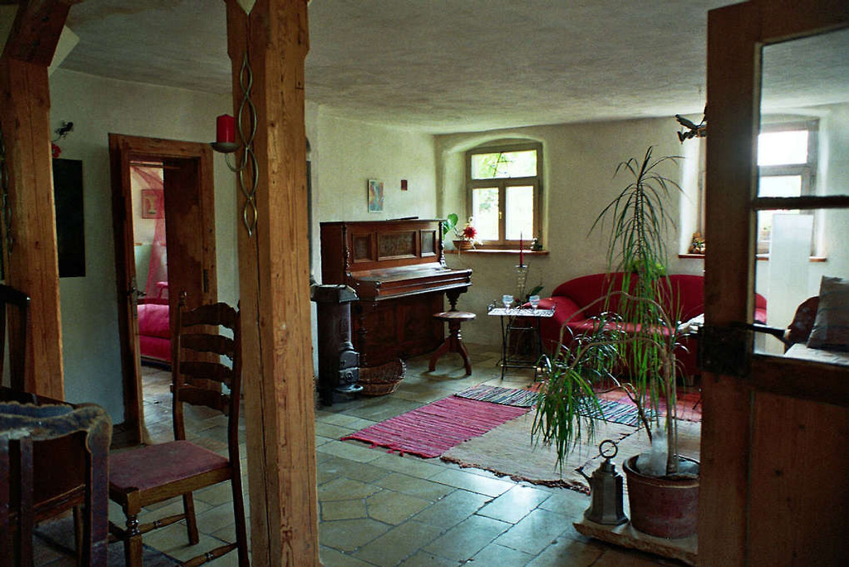 holunderhof ferienhaus in theilenhofen mieten. Black Bedroom Furniture Sets. Home Design Ideas