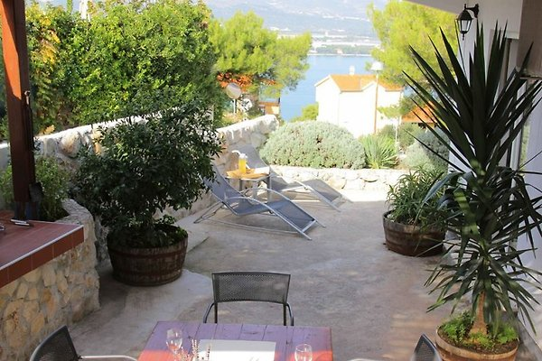 Ferienwohnung Irma, Čiovo  in Trogir - immagine 1