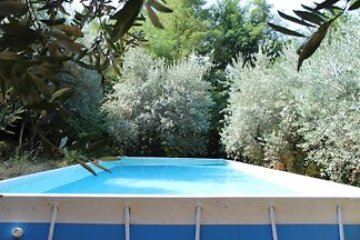 Cottage with a large garden and private pool within walking distance to the medieval village of Vellano