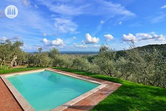 Casale Uliveto- privater Pool