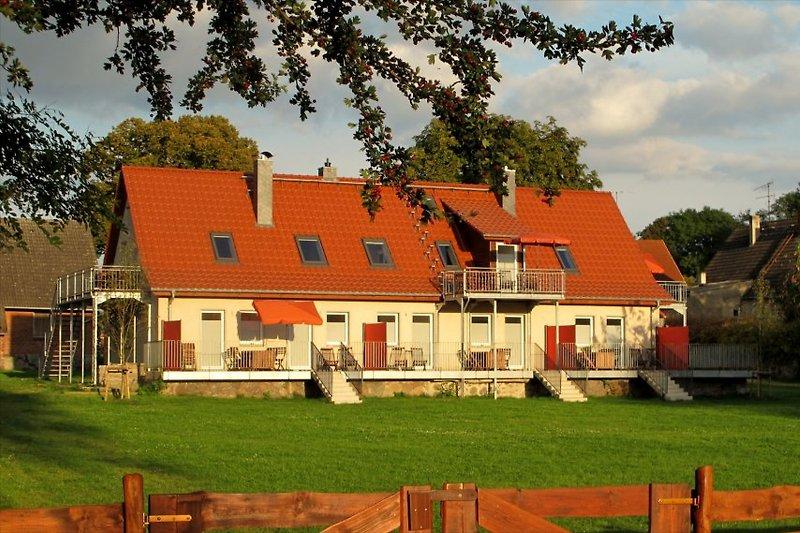 Polly Ferienhof - viel Platz für Familie und Freunde zum Entspannen und Spielen