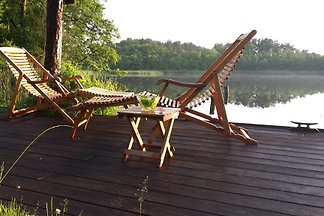 moderne Ferienwohnung am See
