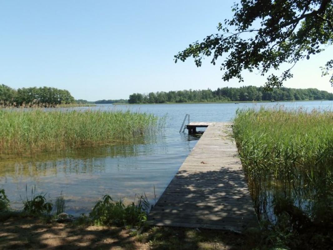 Ferienhaus Am See Mit Sauna Boot In Krakow Am See Frau Anne