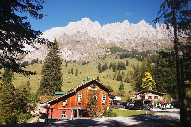 Sporta-Hütte, Salzburger Land