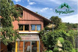 Bayerwaldhome das Ferienhaus