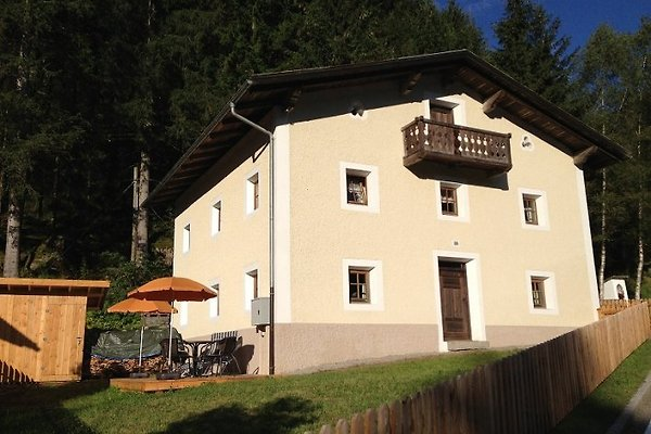 Cottage Klösterle en Luttach - imágen 1