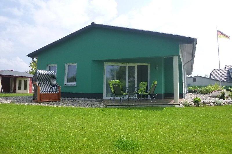 FH Grün  Terrasse