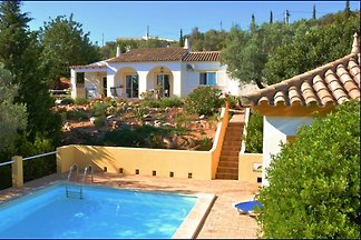 Stylish detached pool villa with panoramic views