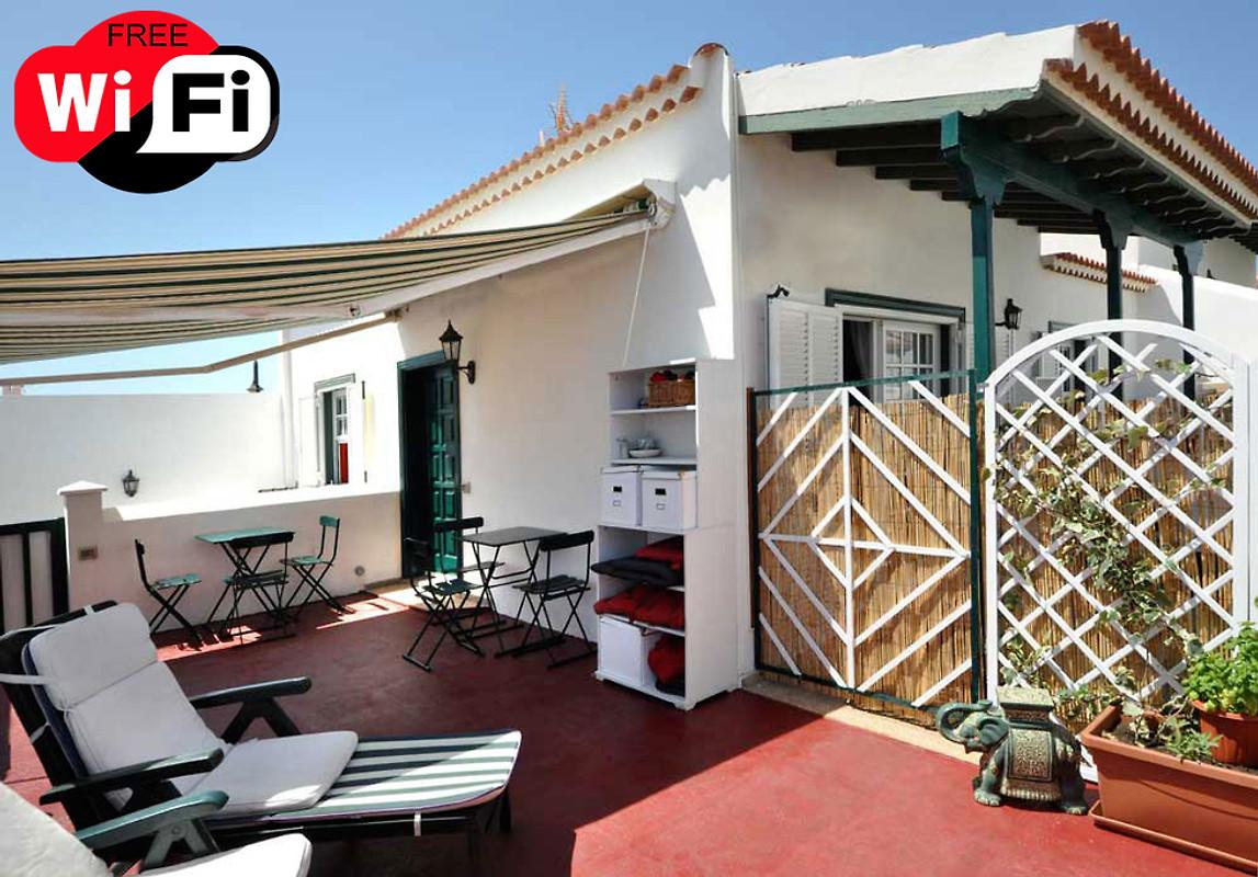 Casa querida tenerife holiday flat in abades - Casas ideales tenerife ...
