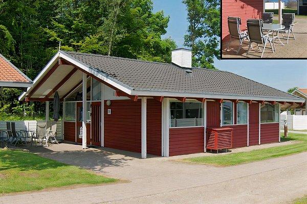 Das Familienfreundliches Ferienhaus Nr. 11 bei Sandskär Strand / Löjt Ferienpark in Südjütland / Nordschleswig nur 30 Km. nordlich von Flensburg