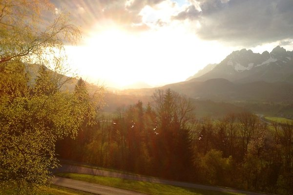 Berghof Webern à St. Johann in Tirol - Image 1